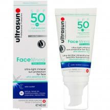 Ultrasun Face Mineral Sunscreen SPF50 40ml