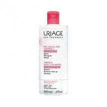 URIAGE Eau micellaire thermale nettoyante 500ml: peau sensible