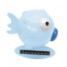 CHICCO Thermomètre De bain Poisson (Blue)