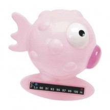 CHICCO Thermomètre De bain Poisson (Rose)