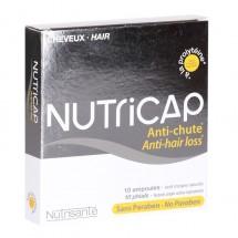 NUTRICAP Anti-Chute Sérum 10 Ampoules