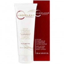Magiclear lotion corporell...